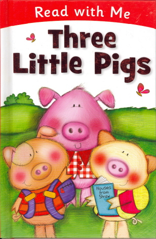 Three Little Pigs (Read with Me)