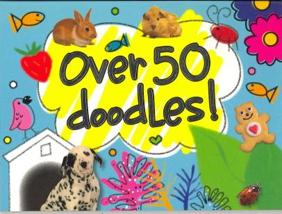 Over 50 Doodles!