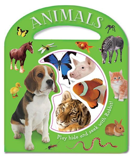 Animals (Busy Window)