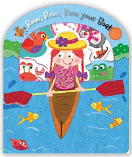 Row, Row, Row Your Boat (Sing along Fun)