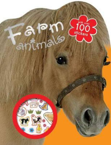 Farm Animals Colouring Book