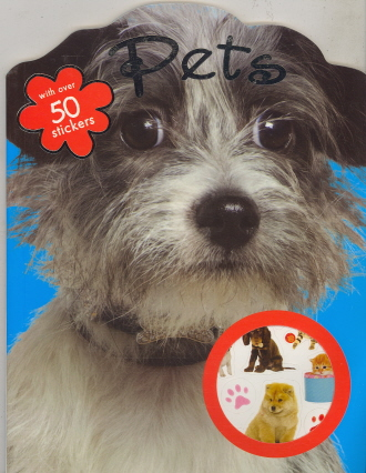 Pets Coloring Book (Mini)