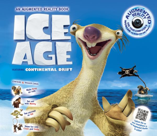 Ice Age: An Argumented Reality Book