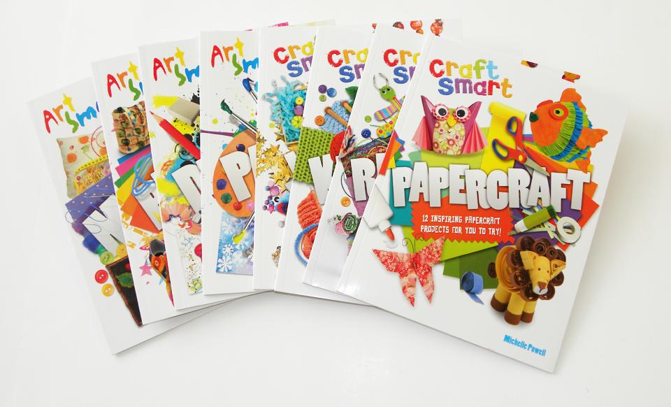 Art Smart/Craft Smart 8 Pack Bundle