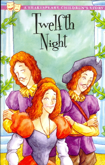 Twelfth Night (Shakespeare Children's Stories)
