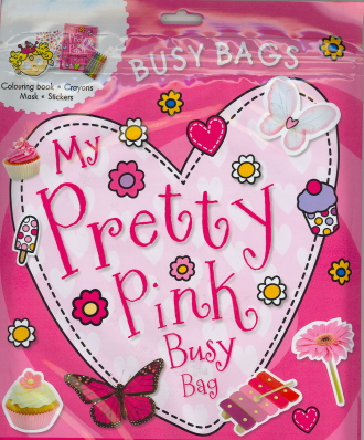 My Pretty Pink Busy Bag