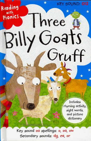 Three Billy Goats Gruff (Reading with Phonics)