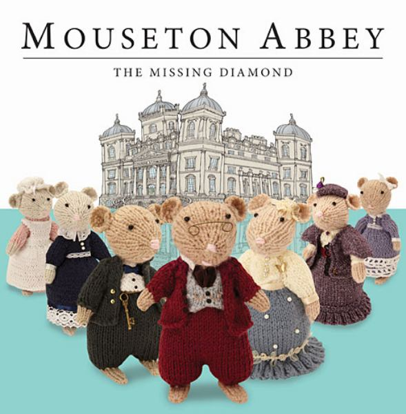 Mouseton Abbey: The Missing Diamond
