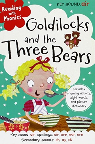 Goldilocks and the Three Bears (Reading with Phonics)