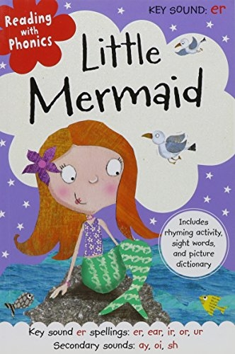 Little Mermaid (Reading with Phonics, Key Sound: er) - BookOutlet.com