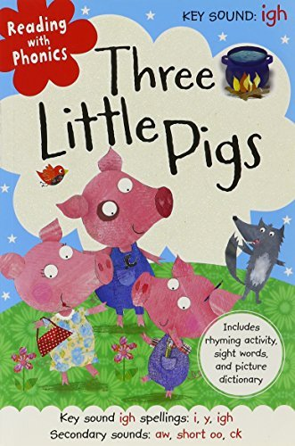 Three Little Pigs (Reading with Phonics)