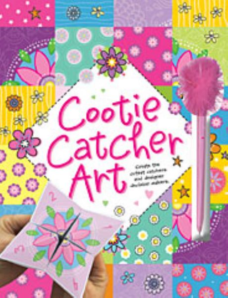Cootie Catcher Art