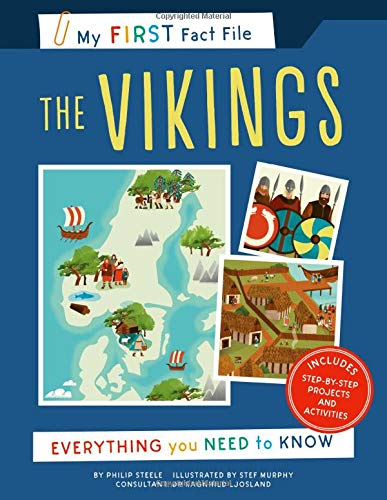 The Vikings (My First Fact File)