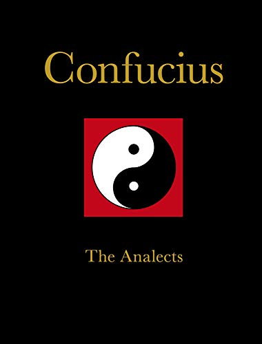 Confucius: The Analects (Chinese Bound Classics)
