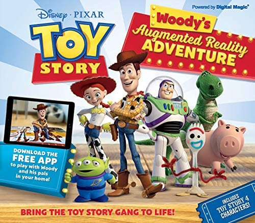 Woody's Augmented Reality Adventure: Bring the Toy Story Gang to Life! (Disney/PIXAR Toy Story)