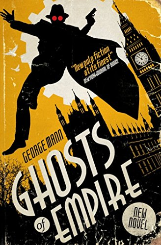 Ghosts of Empire (Ghost, Bk.4)