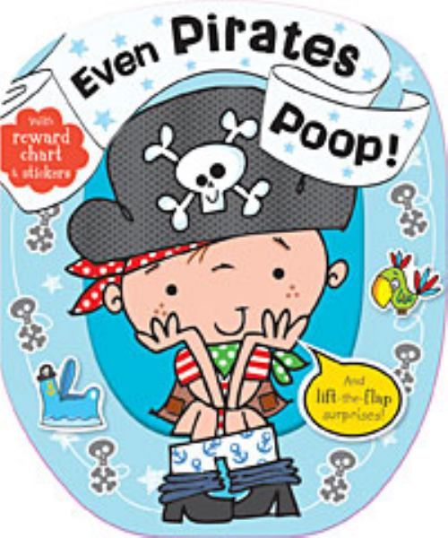 Even Pirates Poop!