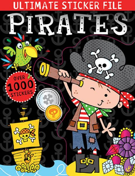Ultimate Sticker File: Pirates