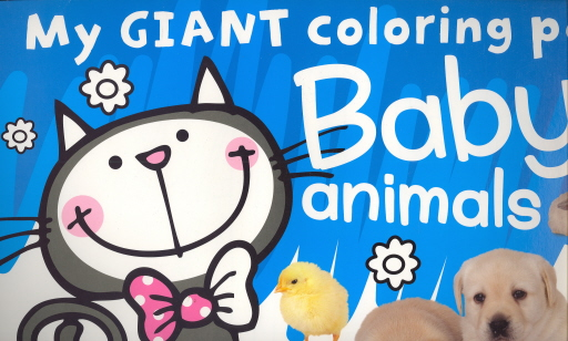 Baby Animals (My Giant Coloring Book) - BookOutlet.com