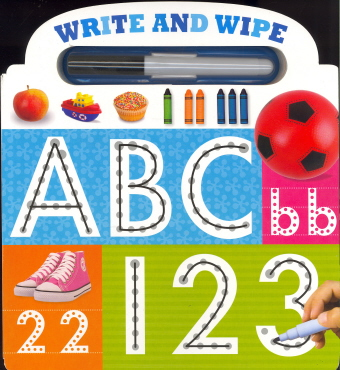 ABC/123 (Write and Wipe)