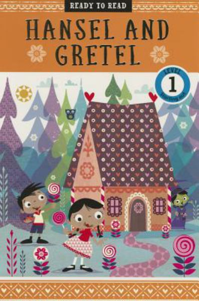 Hansel and Gretel (Ready to Read, Level 1)
