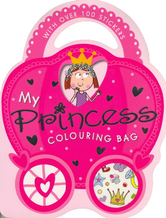 My Princess Colouring Bag