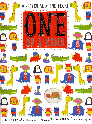 One of a Kind (A Search-And-Find Book)