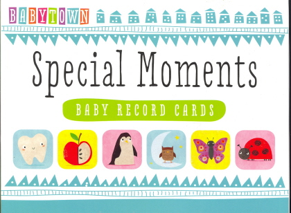 Special Moments: Baby Record Cards (Babytown)