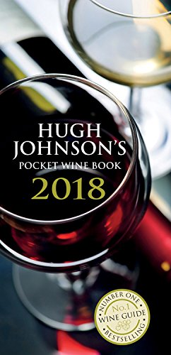 Hugh Johnson's Pocket Wine 2018