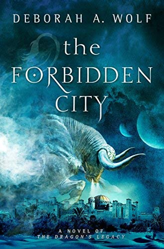 The Forbidden City (The Dragon's Legacy Bk. 2)