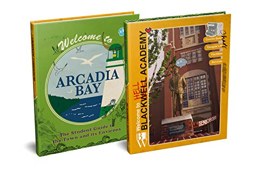 Life is Strange: Welcome to Blackwell Academy/Welcome to Arcadia Bay