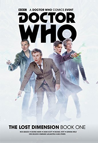 The Lost Dimension (Doctor Who, Bk. 1)