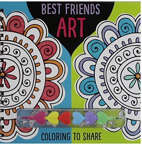 Best Friends Art: Coloring to Share