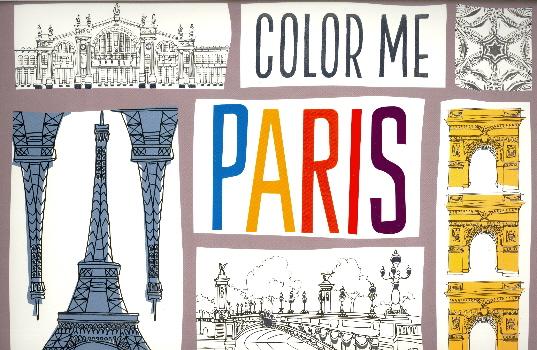 Color Me Paris