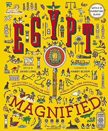 Egypt Magnified  (With a 3x Magnifying Glass)