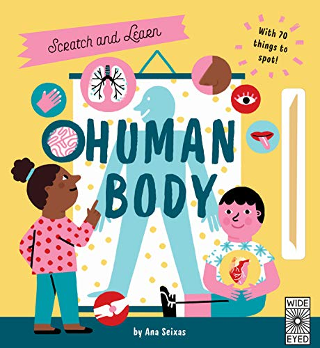 Human Body (Scratch and Learn)