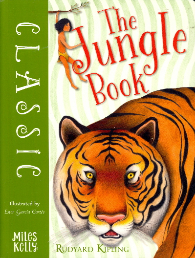 The Jungle Book (Miles Kelly Classics)