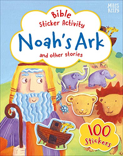 Noah's Ark and Other Stories (Bible Sticker Activity)