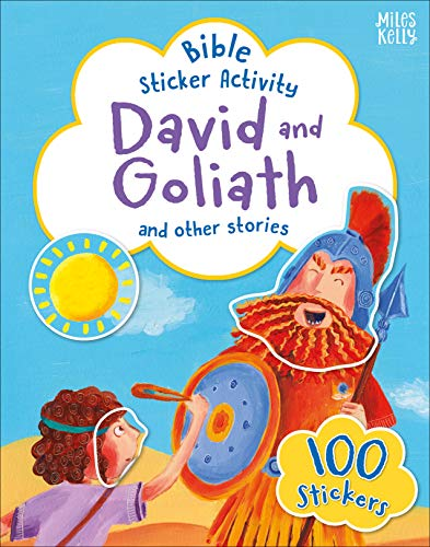 David and Goliath and Other Stories (Bible Sticker Activity)