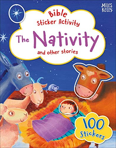 The Nativity and Other Stories (Bible Sticker Activity)