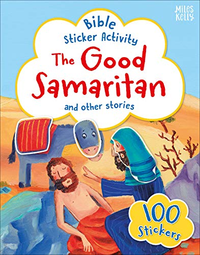 The Good Samaritan and Other Stories (Bible Sticker Activity)