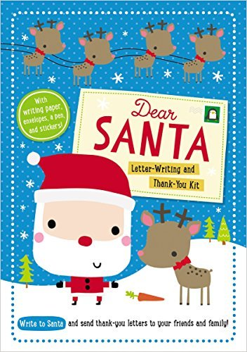 Dear Santa Letter-Writing and Thank-You Kit