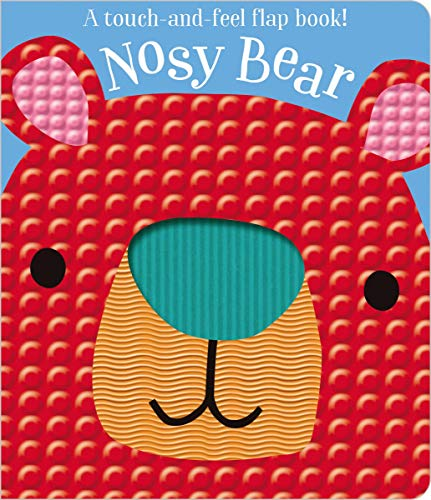 Nosy Bear (Touch and Feel Flap Book)