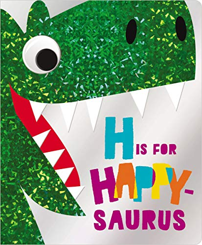 H is for Happy-saurus