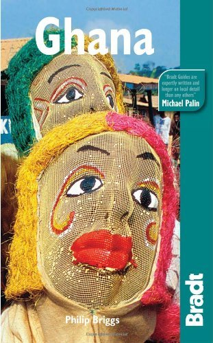 Ghana, 5th Edition (Bradt Travel Guides)