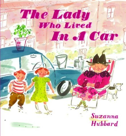The Lady Who Lived In A Car