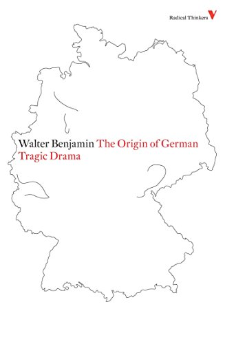 The Origin of German Tragic Drama (Radical Thinkers)