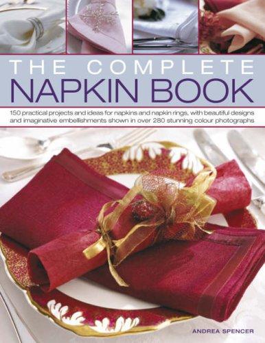 The Complete Napkin Book