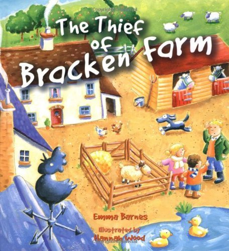 The Thief of Bracken Farm (QED Storytime)