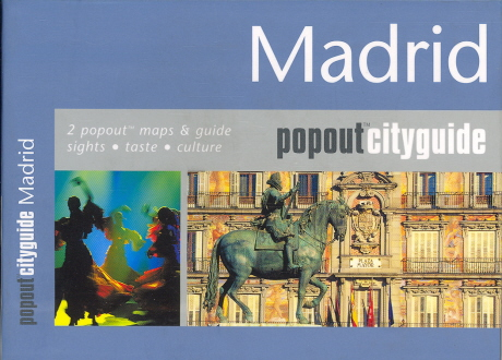 Madrid Popout CityGuide